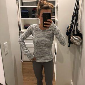 lululemon athletica Tops - LULULEMON runderful long sleeve
